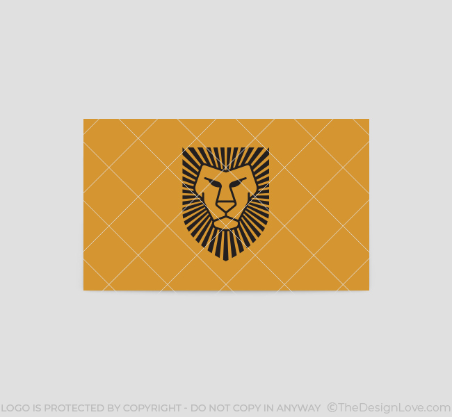 Royal-Lion-Business-Card-Template-Back