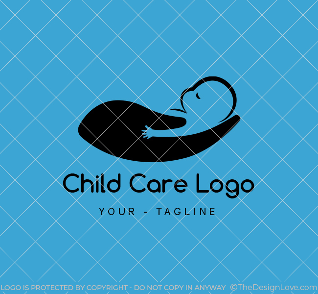 Ready-Logo-Baby-Care-Black