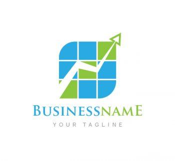 Graph Logo & Business Card Template