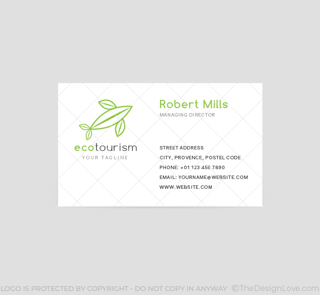 Ecotourism-Business-Card-Template-Back