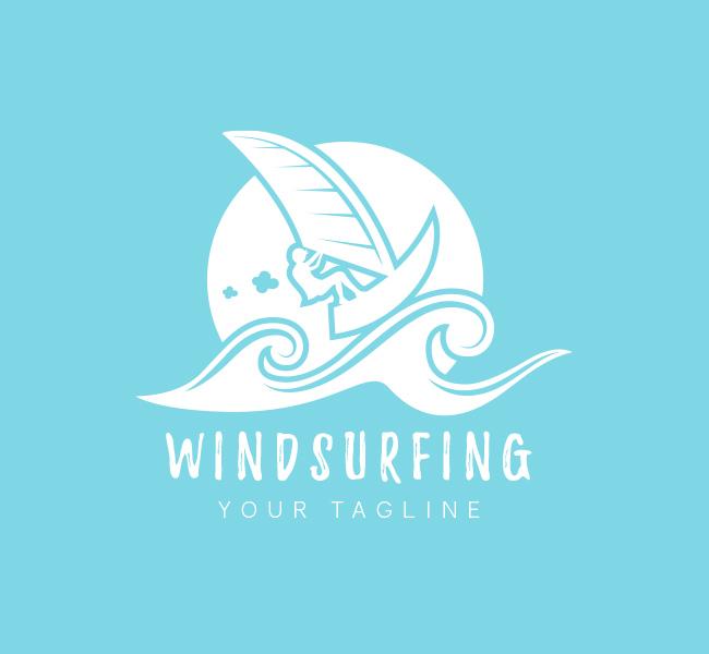 Pre-Made-Windsurfing-Logo
