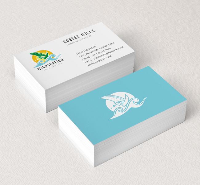 Windsurfing-Business-Card-Mockup
