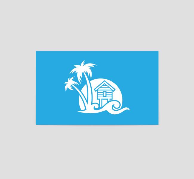 Beach-Hut-Business-Card-Template-Back