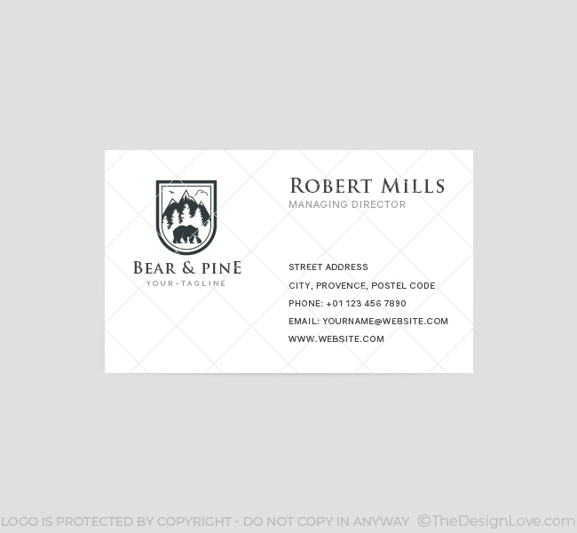 Bear-Business-Card-Template-Front