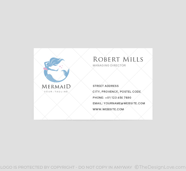 Mermaid-Business-Card-Template-Front