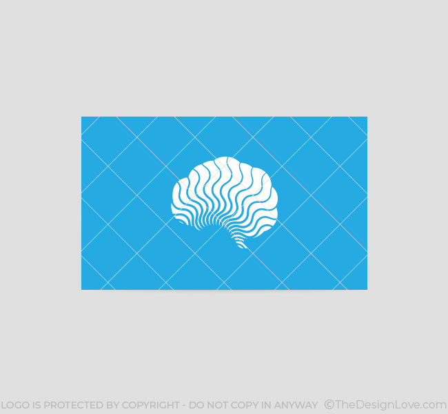 Brain-Waves-Business-Card-Template-Back