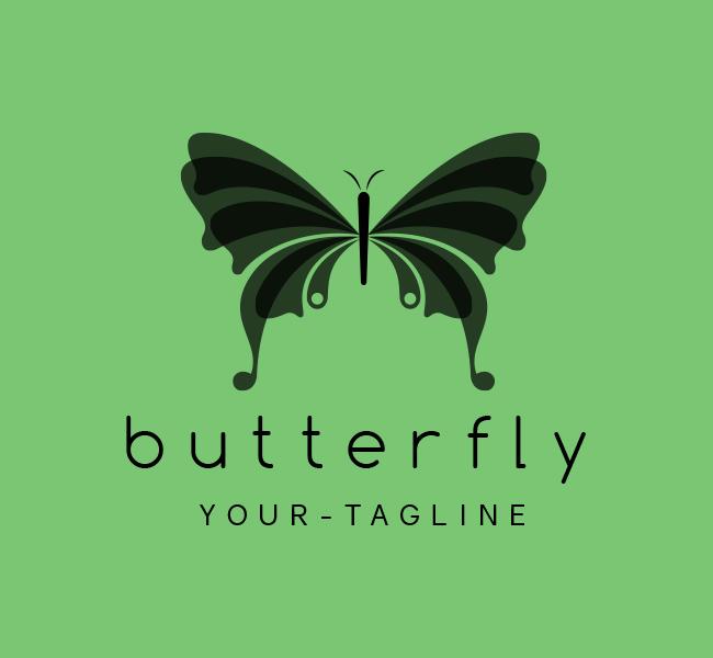 Ready-Logo-Butterfly-Black