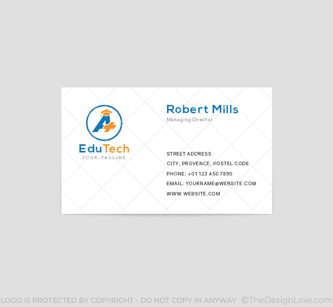 A+-Business-Card-Template-Front