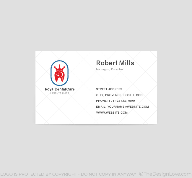 Royal-Dental-Care-Business-Card-Template-Front-1