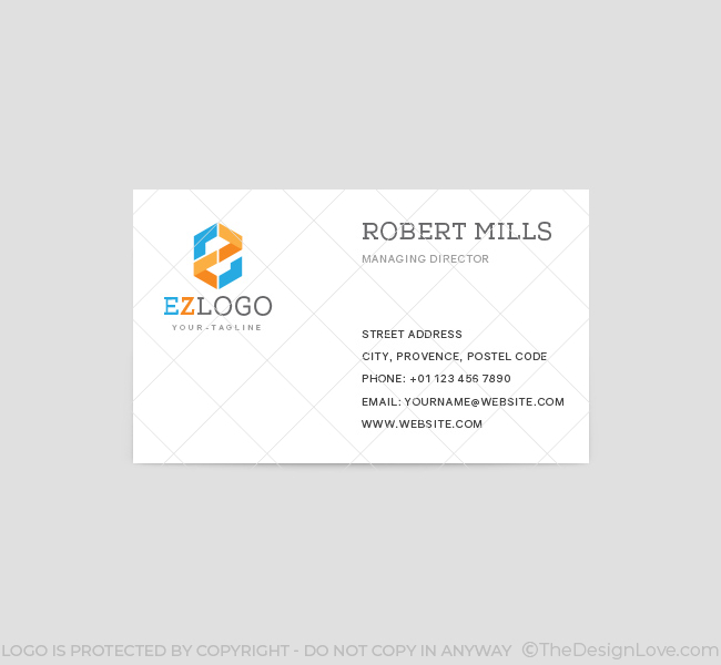 EZ-Business-Card-Template-Front