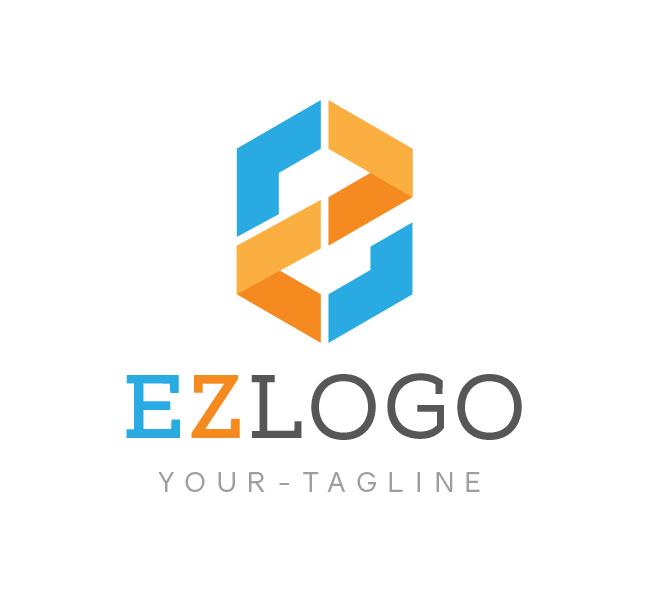 115-EZ-Logo-Template