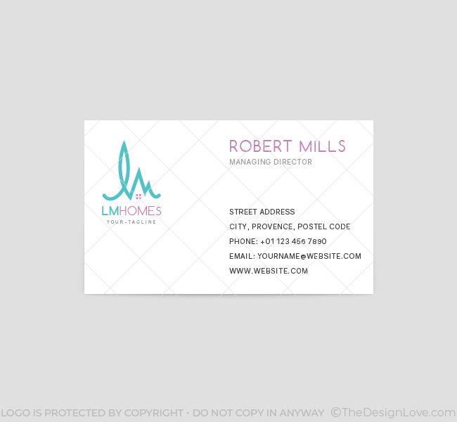 LM-Homes-Business-Card-Template-Front