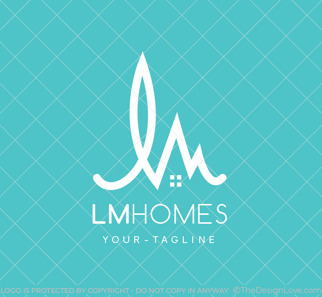 Pre-Designed-LM-Homes-Logo-White
