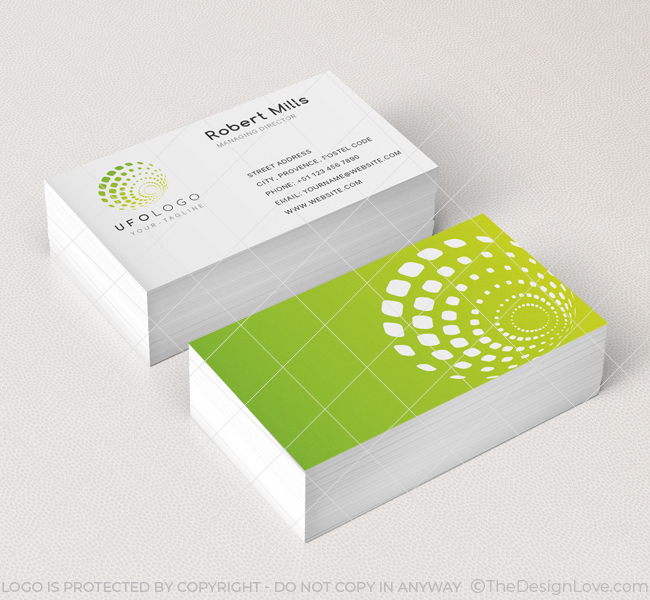 UFO-Business-Card-Mockup