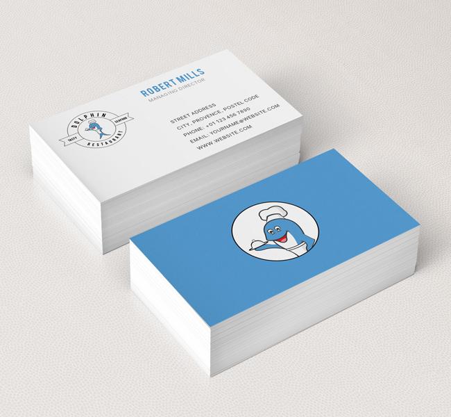 122-Dolphin-Restaurant-Business-Card-Mockup