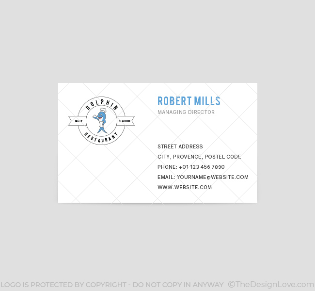 Dolphin-Restaurant-Business-Card-Template-Front