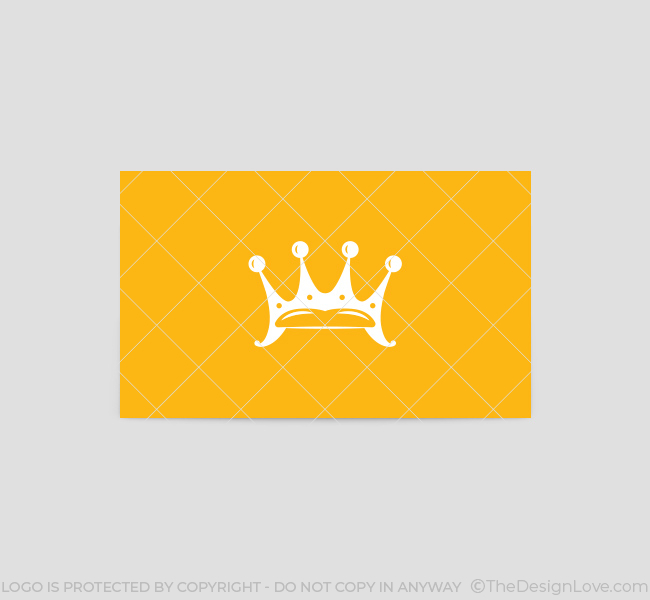 King furniture logo business card template the design love king furniture business card template back colourmoves Images