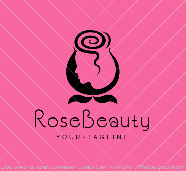 Ready-Logo-Rose-Beauty-Parlour-Black