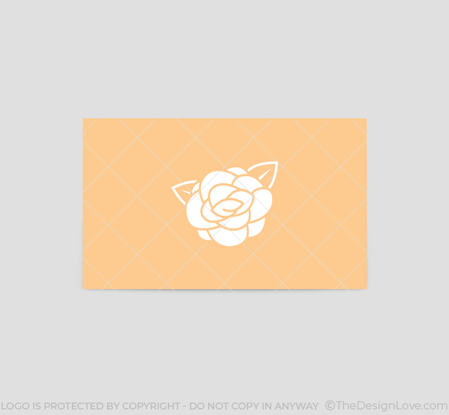 Rose-Business-Card-Template-Back