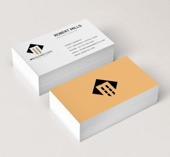 M-Building-Business-Card-Mockup