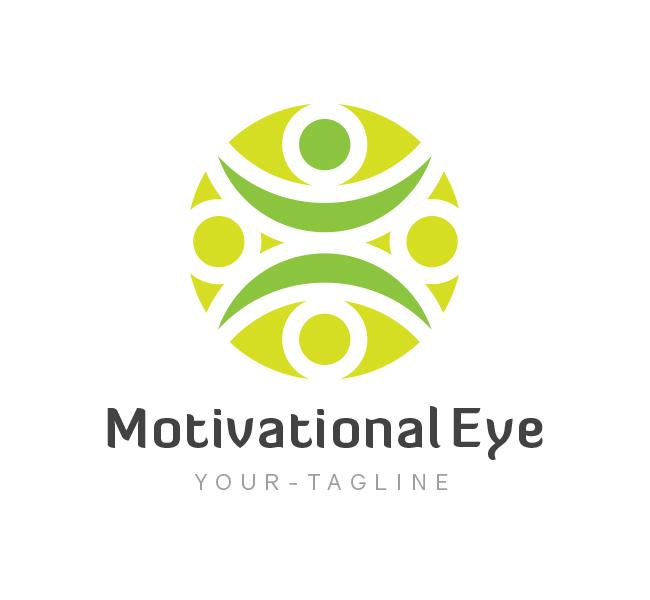 Motivational-Logo-Template