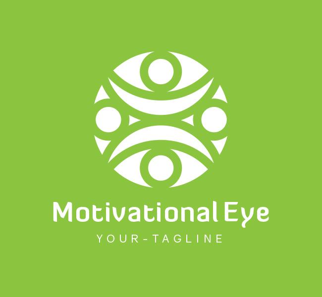 138-Pre-Made-Motivational-Logo-White