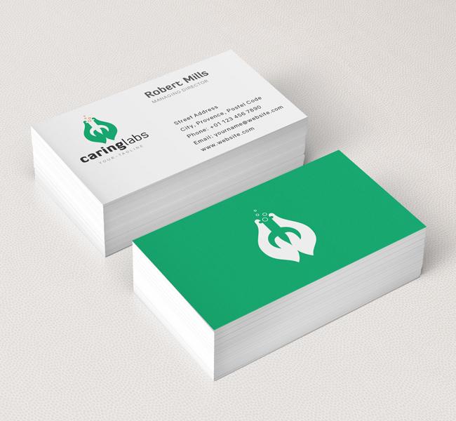Caring-Lab-Business-Card-Mockup