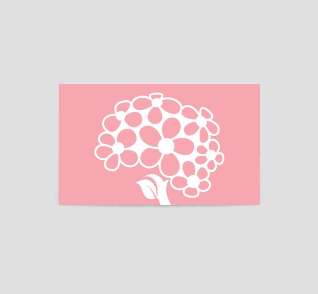 Brain-Flower-Business-Card-Template-Back