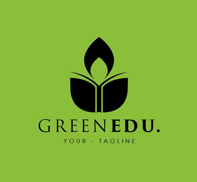 Ready-Logo-Green-Education-Black