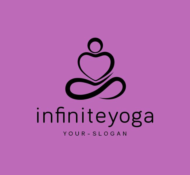 Ready-Logo-Infinite_Yoga-Black