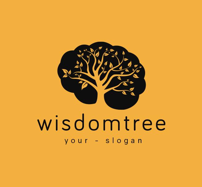 Ready-Logo-Wisdom-Tree-Black