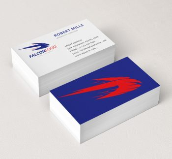 Falcon-Business-Card-Mockup