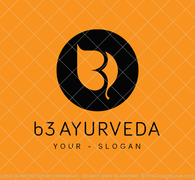 Ready-Logo-B3-Ayurveda-Black