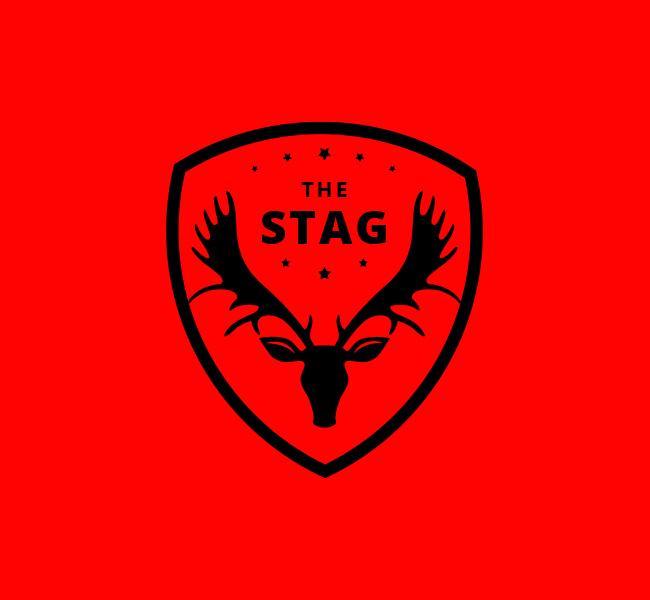 Ready-Logo-Stag-Shield-Black