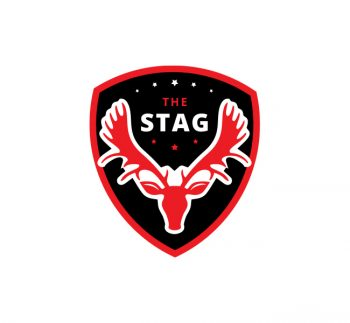 Stag Shield Logo & Business Card Template