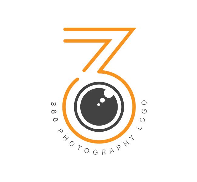 360-Virtual-Photography-Logo-Template