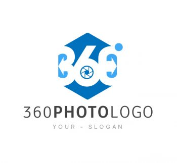 360 Photo Logo & Business Card Template
