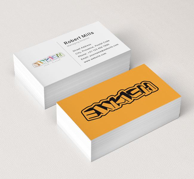 Bookish book shop logo business card template the design love bookish book shop business card mockup colourmoves