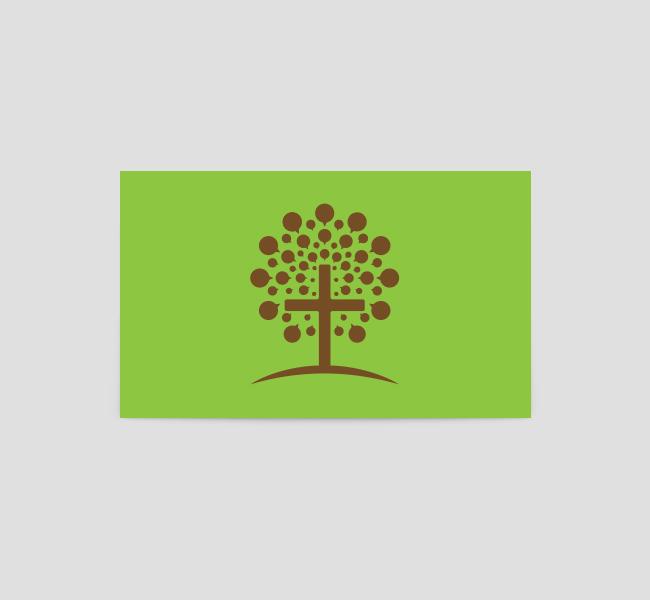 Prayer-Tree-Church-Business-Card-Template-Back