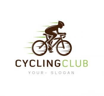 Cycling Club Logo & Business Card Template