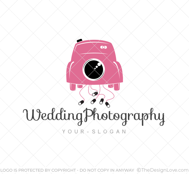 Wedding Photography Logo Business Card Template The Design Love