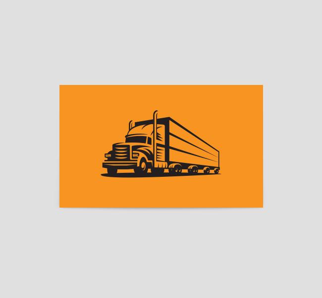 Truck-Logo-Business-Card-Template-Back