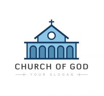 Church Of God Logo & Business Card Template