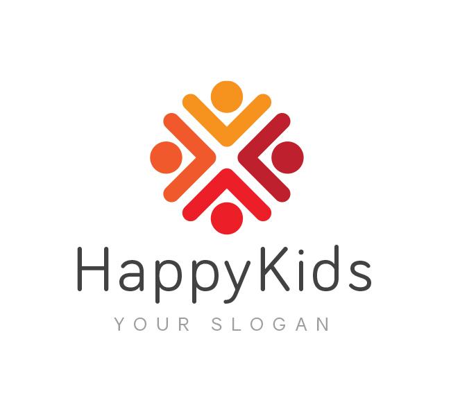 Happy-Kids-Logo