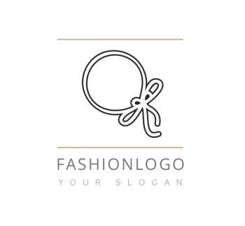 A Fashion Logo & Business Card Template