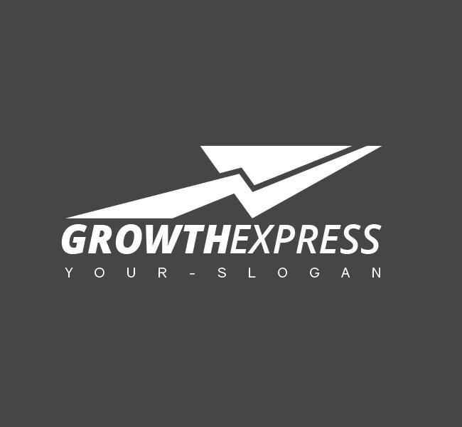 Pre-Designed-Logo-Growth-Express