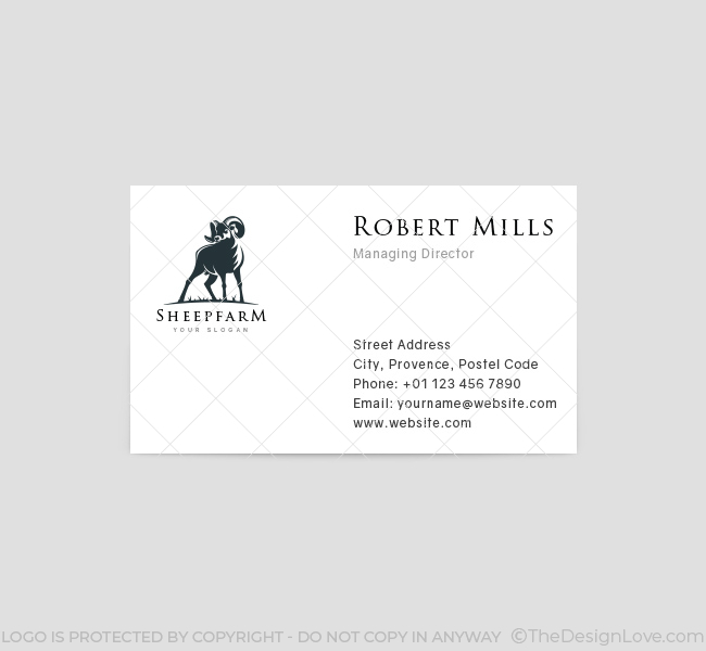 Sheep-Farm-Business-Card-Template-Front
