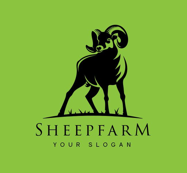 Sheep-Farm-Logo-Black