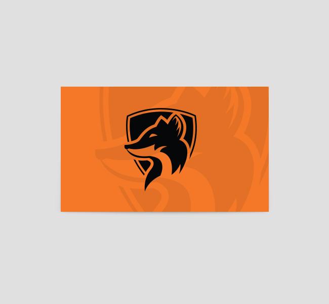 Fox-Shield-Business-Card-Template-Back