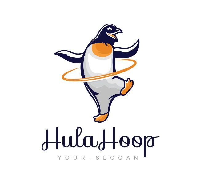 Hula-Hoop-Penguin-Logo
